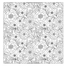 lilt kids coloring books beautiful floral designs and patterns