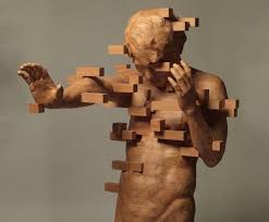 dynamic wood sculptures by taiwanese contemporary artist hsu tung