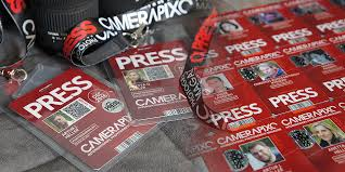 press cards for freelance photographers
