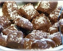 recettes cuisine noel recette biscuits de noël chocolat noix de coco facile rapide