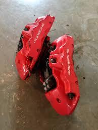 Porsche Cayenne Bolt Pattern - vwvortex com rare porsche cayenne gts brembo 19z calipers