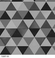 grey geometric wallpaper amazon co uk