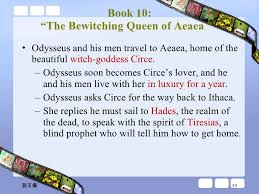 Blind Prophet In The Odyssey Odyssey