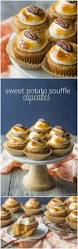 favorite thanksgiving side dishes sweet potato souffle cupcakes baking a moment