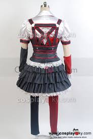 harley quinn arkham city halloween costume batman arkham knight harley quinn dress cosplay costume