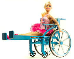 barbie cars from the 90s artist creates wheelchair for barbie dolls after they were