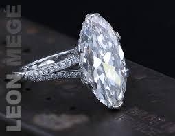 leon megé custom engagement ring and jewelry designer