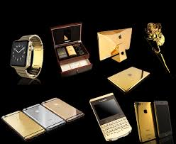 gold plating and gold customisation services by goldgenie london