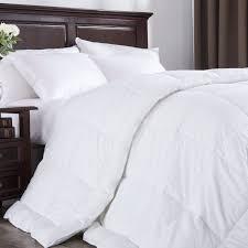 Pottery Barn Down Comforter Amazon Com Puredown White Down Alternative Down Comforter Duvet
