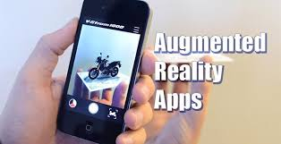 10 best augmented reality apps for android and ios