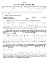 doc 575709 sample purchase agreement for business u2013 business