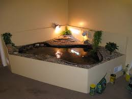 Indoor Pond by Fish Tank Singular Ultimate Turtle Tank Pictures Concept Indoor