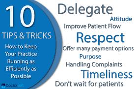 doctorsoft 10 tips u0026 tricks how to keep your practice running