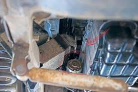 mitsubishi montero sport questions where is the starter on a