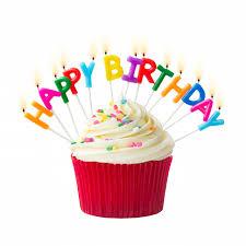 Happy Wedding Elsoar Happy Birthday U2013 Cupcakes With Candles Cute Images U2022 Elsoar