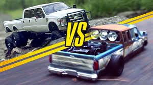 future ford trucks 2030 lifted truck vs lowrider rat rod f 350 rc youtube