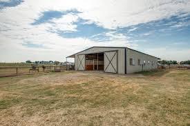 Texas Sale Barn North Texas Horse Farm For Sale