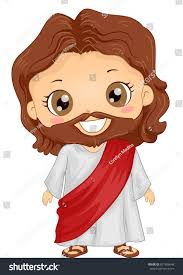 bible story illustration little boy role stock vector 621806648