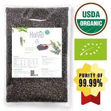 harmony halvia usda certified organic chia seeds premium seed