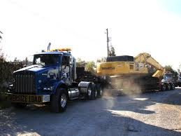 kenworth heavy haul trucks esl heavy equipment hauling