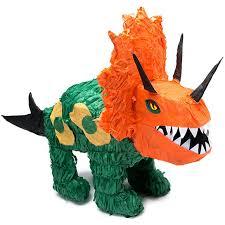 dinosaur pinata triceratops dinosaur pinata candywarehouse