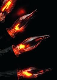 flicker flame string lights flicker flame string lights s flickering flame outdoor string lights