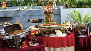 top buffet caterers in singapore best party food caterers