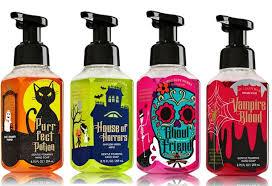spooky halloween bath u0026 body works hand soaps u2013 musings of a muse
