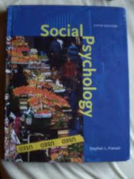 amazon com social psychology by stephen l franzoi 5th fifth