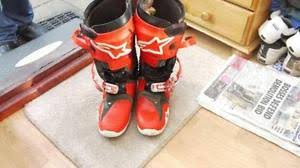 used motocross gear for sale motocross boots ebay
