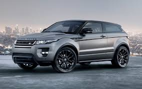 black range rover wallpaper range rover evoque coupe victoria beckham 2012 wallpapers and hd