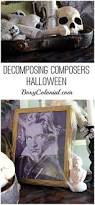 Halloween Themed Decorating Ideas 226 Best Halloween Decorations Images On Pinterest Halloween