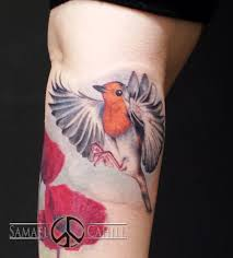 robin tattoo by samael cahill by samaelcahill on deviantart