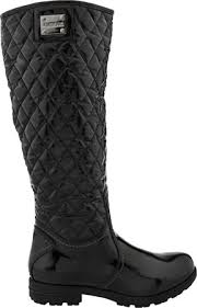 womens quilted boots sale low budget geox dina stivali womens quilted boot black