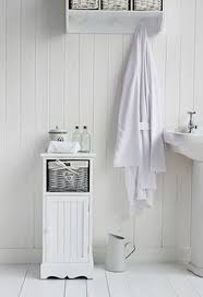 brighton white bathroom cabinet furniture with drawers for pier