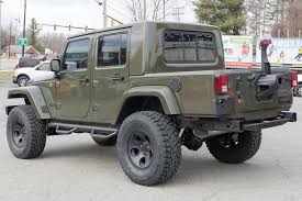 jeep tank for sale jeep wrangler sahara unlimited tank ext conversion