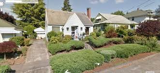 Google Map Oregon by My Grandma On Google Maps Street View Portland