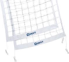 quest premium level volleyball net u0027s sporting goods