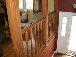 Banister Railing Installation Home Remodeling And Improvements Tips And How To U0027s Oak Interior