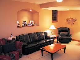 basement family room colors finest basement color schemes