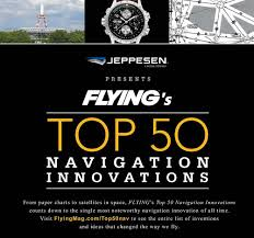 top 50 navigation innovations flying magazine