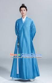 traditional ancient chinese nobility childe costume elegant hanfu
