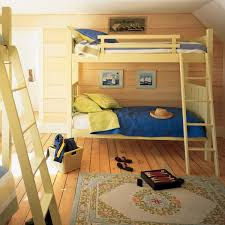 Rails For Bunk Beds Shutter Bunk Bed By Maine Cottage Where Color Lives
