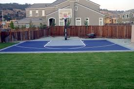 custom built courts greens tennis basketball multi game court 30 x