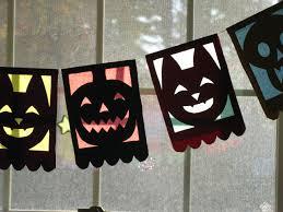 Halloween Flags Outdoors Halloween Craft Along Squirrel Acorns