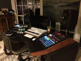 Music Studio Desk by 56 Best Studio Stuff Images On Pinterest Music Studios Home