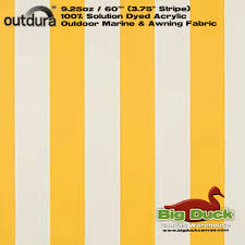 White Awning Outdura Uv Marine U0026 Awning Fabric 9 25oz 60