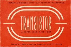 midcentury hardware design at your fingertips transistor from