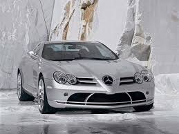 chrome benz stunning mclaren slr with chrome brabus mercedes slr mclaren