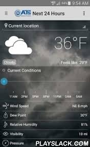 most accurate weather app for android atsweathertogo android app playslack usa data only